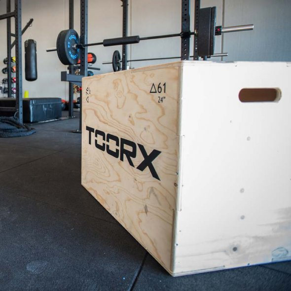 crossfit plyo box toorx