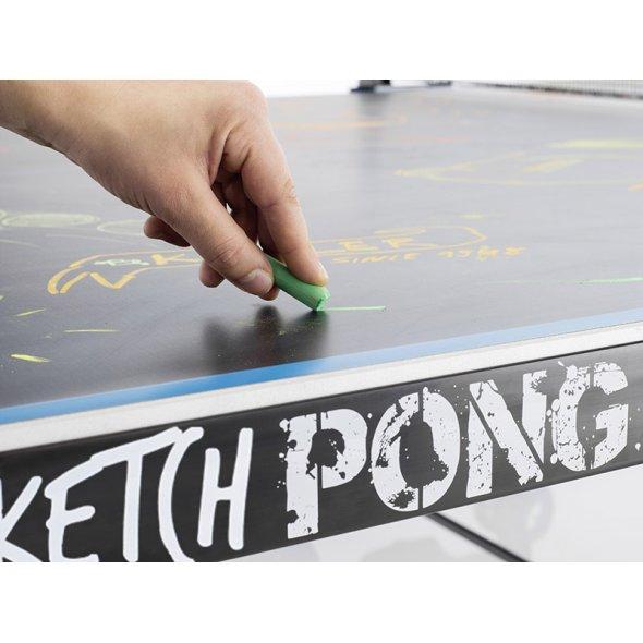 τραπέζι ping pong sketchpong kettler 7172-750