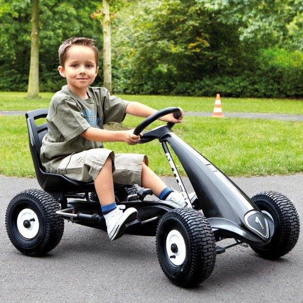παιδικό αυτοκινητάκι με πετάλια kettler daytona air