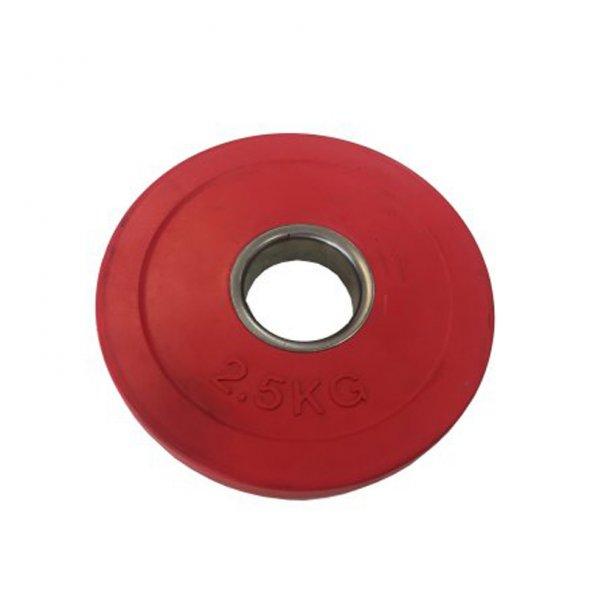 δίσκος fractional bumper 2.5kg toorx