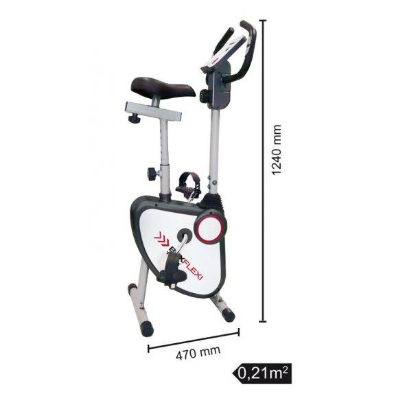 BRX FLEXI Toorx ποδήλατο στατικό γυμναστικής