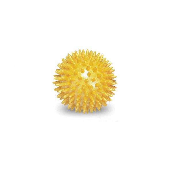 Μπαλάκι Μασάζ 8cm Κίτρινο Amila 48233