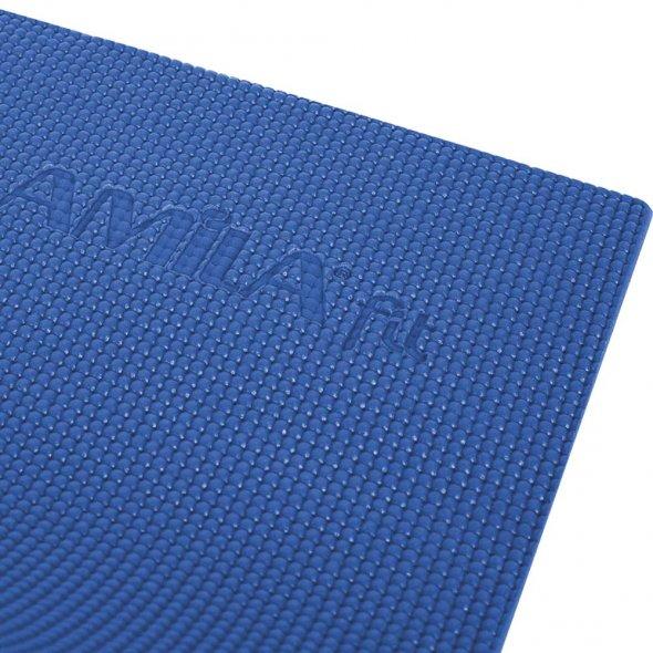 στρώμα mat yoga pilates 81716 amila μπλε