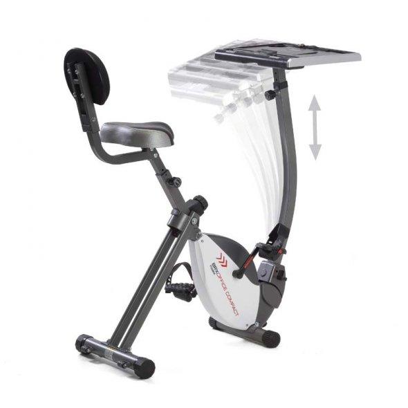 καθιστό ποδήλατο γυμναστικής Toorx BRX OFFICE Compact