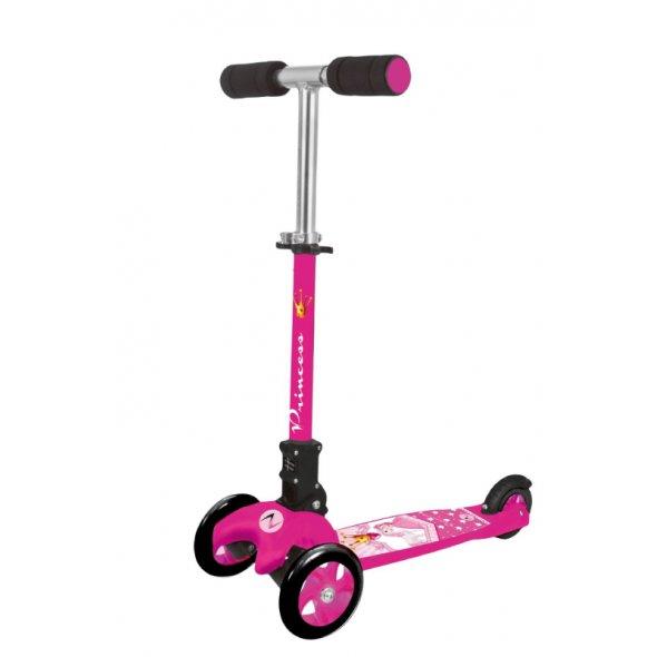 scooter princess με τρις ρόδες nectreme