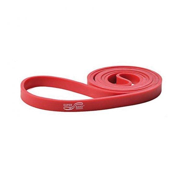 λάστιχο superband μαλακό κόκκινο Body Concept