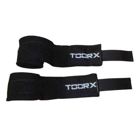 μπαντάζ ελαστικό μαύρο toorx