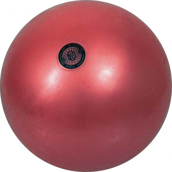 μπάλα ρυθμικής γυμναστικής κόκκινη amila