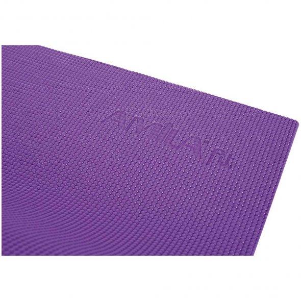 στρώμα yoga pilates μωβ amila