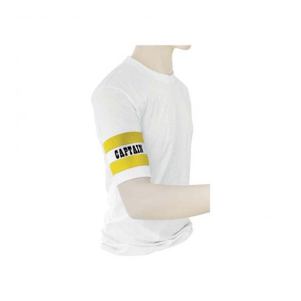 Περιβραχιόνιο με Velcro Κίτρινο Amila 83193