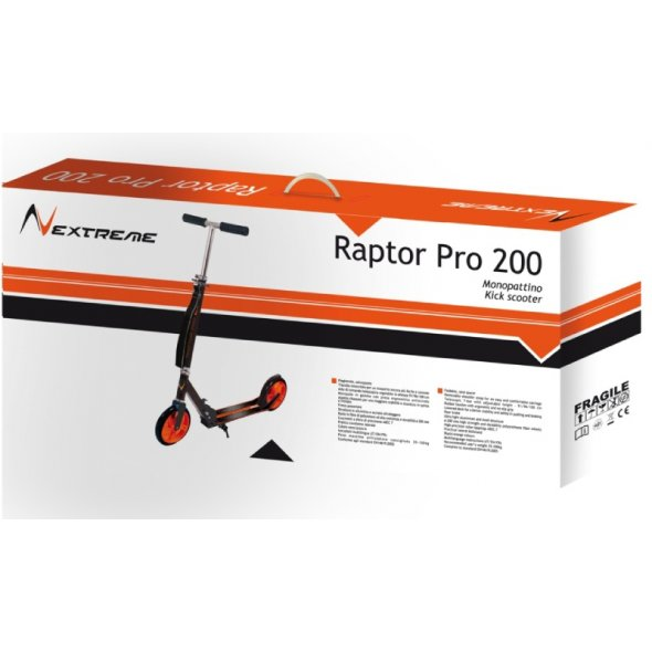 πατίνι raptor pro 200 nextreme κουτί