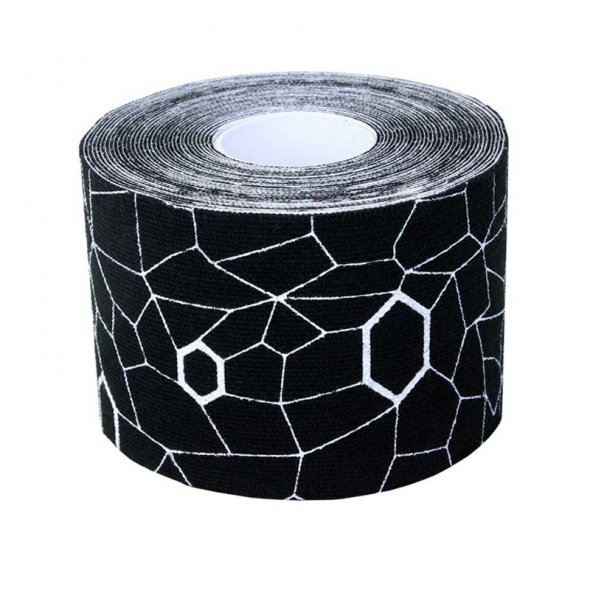 kinesiology tape theraband μαύρο λευκό