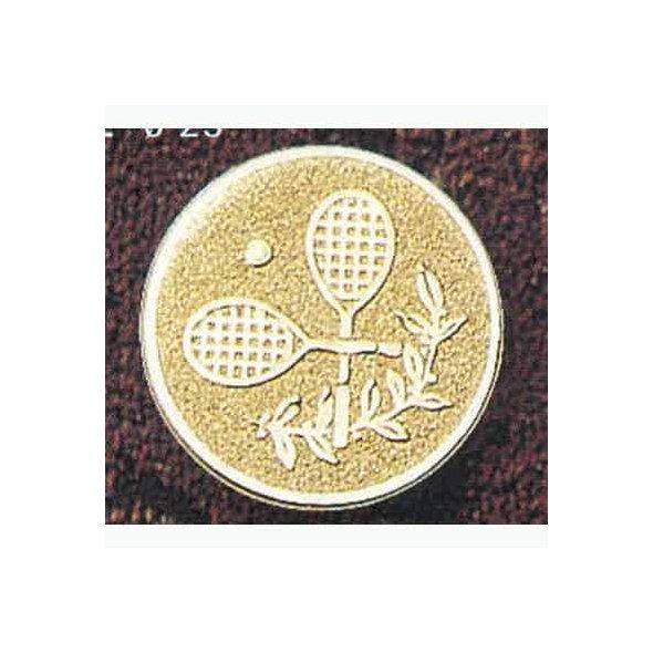 Μετάλλιο τέννις (κέντρο)  kinissis
