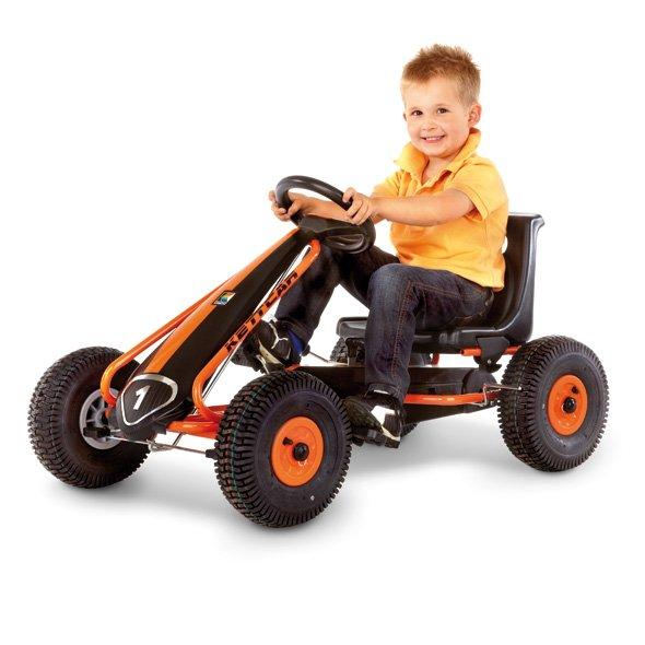 αυτοκινητάκι παιδικό kettler suzuka air 0T01020-5000