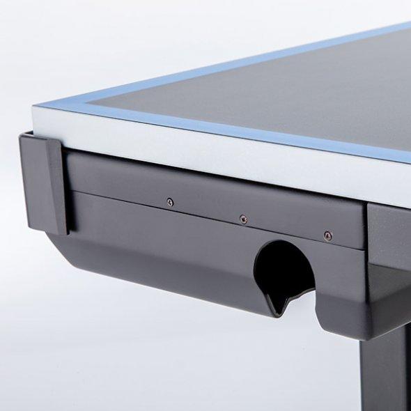 τραπέζι πινγκ πονγκ εξωτερικού χώρου kettler sketchpong