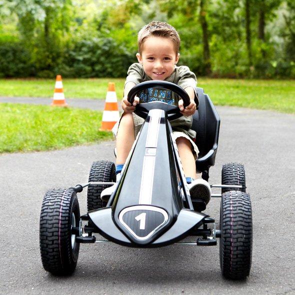 αυτοκινητάκι παιδικό με πετάλια kettler daytona air