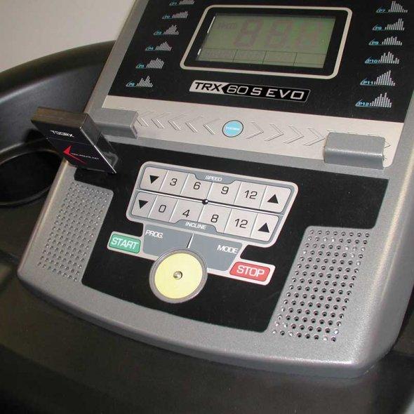 ηλεκτρικός διάδρομος γυμναστικής toorx trx 60s evo