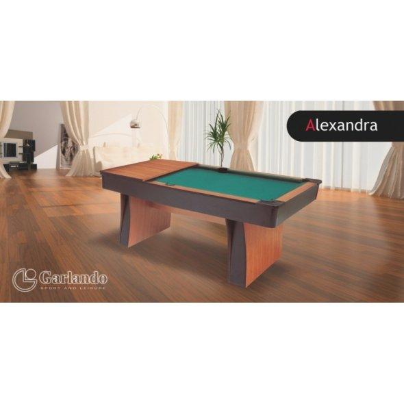 Τραπέζι Μπιλιάρδου Garlando ALEXANDRA 7