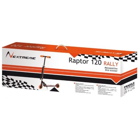 πατίνι raptor pro 120 rally nextreme κουτί