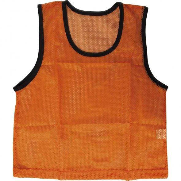 διακριτικό - σαλιάρα πορτοκαλί amila