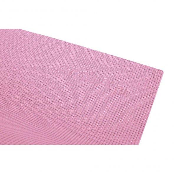 στρώμα γυμναστικής yoga pilates 81706 ροζ
