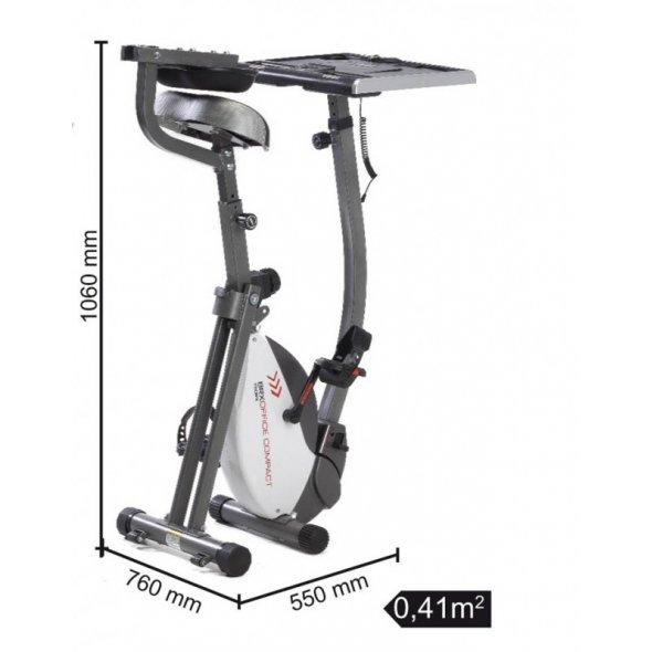καθιστό ποδήλατο BRX OFFICE Compact Toorx