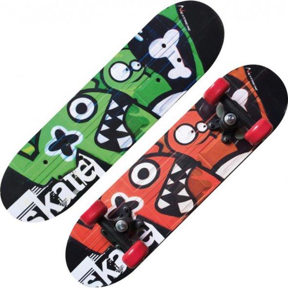 skeatboard monsters nextreme
