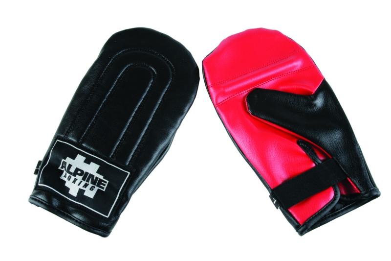 Γάντια Box Σάκου Μαύρο Κόκκινο PVC Large Alpine  fa3eb4d6cd5
