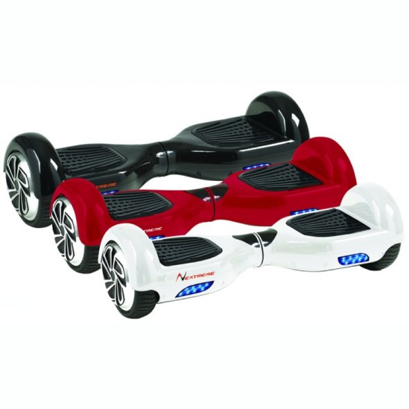 hoverboard track 6.5 red nextreme όλα τα χρώματα