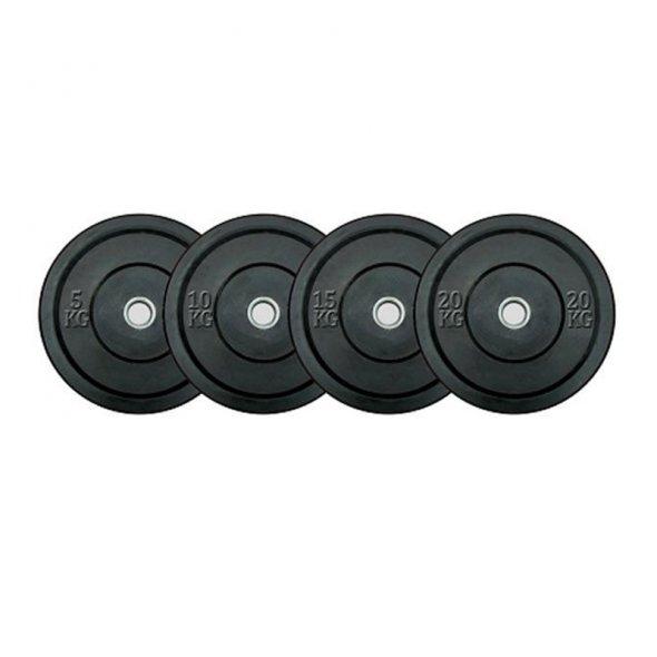 Ολυμπιακοί Δίσκοι Crossfit Rumber Plate 20kg Φ50 MDS