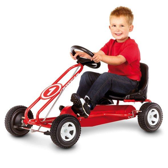 παιδικό αυτοκινητάκι spa kettler