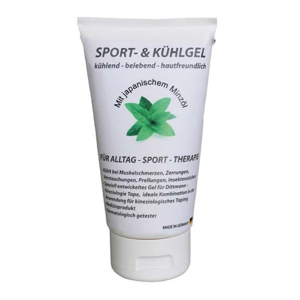 Sports & Cooling Gel 150ml Body Concept®