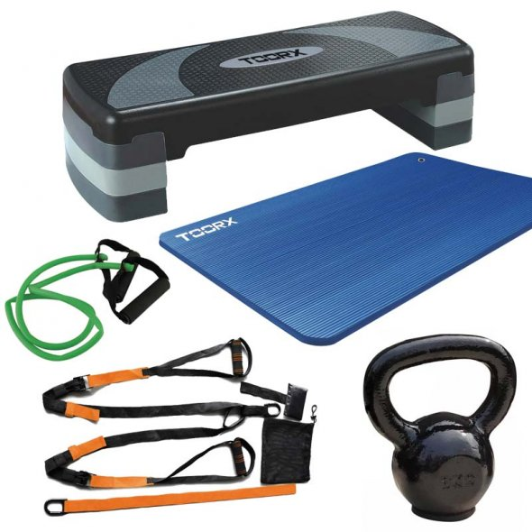 εξοπλισμός γυμναστικής combo offer kinissis