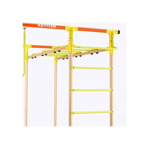 συγκρότημα αναρρίχησης kettler σκαλοπάτια και μονόζυγο