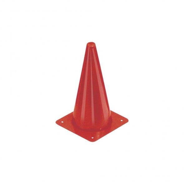 Κώνος Ποδόσφαιρου 38cm Κόκκινος Amila 44024