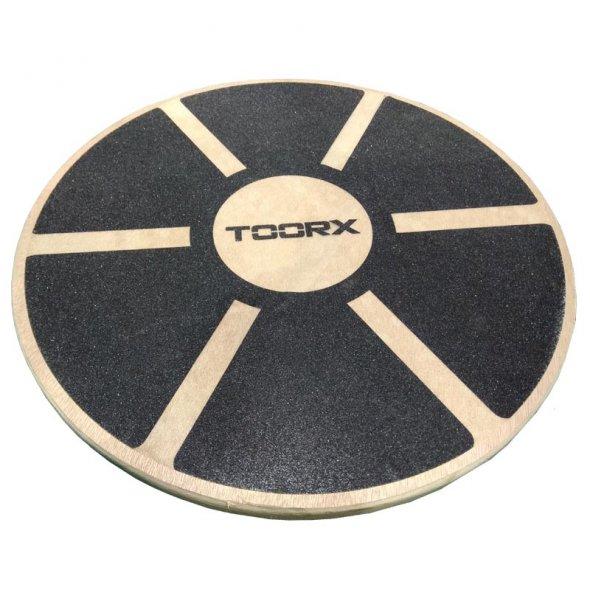 ξύλινος δίσκος ισορροπίας toorx ahf-136